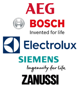 Spare Parts for Home Apliances AEG, BOSCH, ELECTROLUX, SIEMENS, ZANUSSI