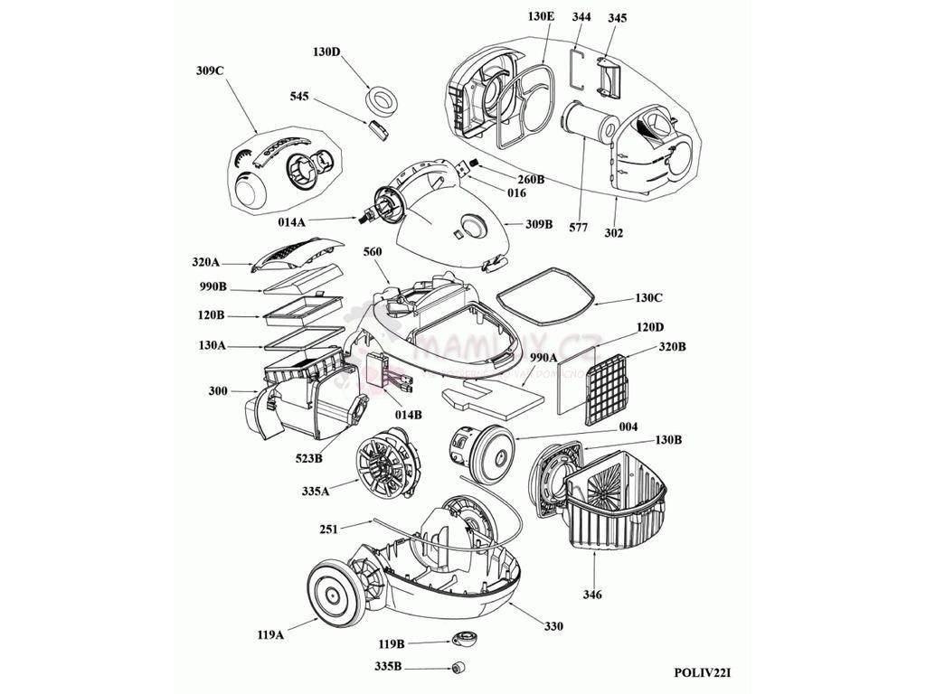 Ремонт двигателя пылесоса томас своими руками