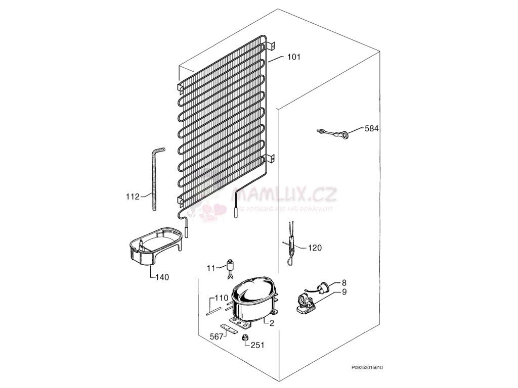 spare parts fridge electrolux ern 29600 20070116 rh mamlux eu Electrolux Refig Electrolux Refrigerator Freezer